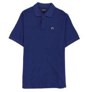 Patagonia Shirts - Patagonia: Fitz Roy Emblem Polo
